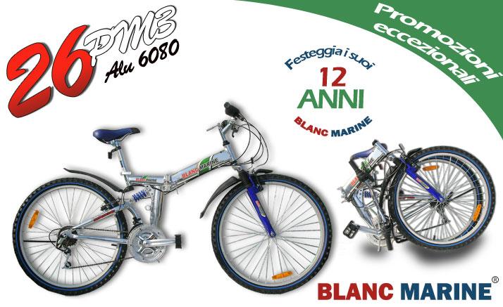 bicicletta pieghevole promozione 26pm3